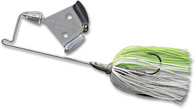 Buzzbait Topwater Bait Green and White